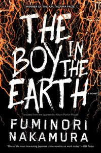 The Boy In The Earth-9781616958954