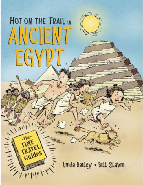Hot On The Trail In Ancient Egypt-9781771389853