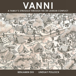 Vanni : A Family's Struggle Through The Sri Lankan Conflict-9781780265155