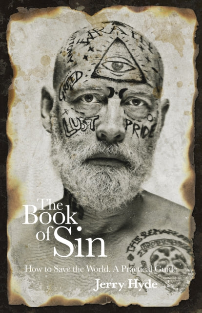 Book of Sin, The : How to save the world - a practical guide-9781785356933