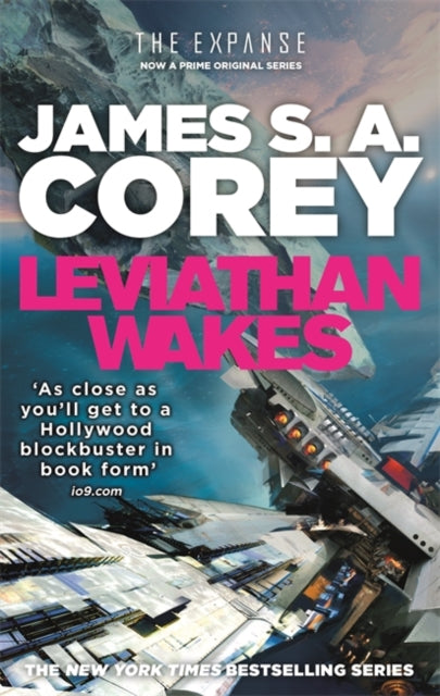 Leviathan Wakes : Book 1 of the Expanse (now a Prime Original series)-9781841499895