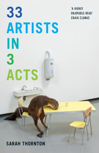 33 Artists in 3 Acts-9781847089076