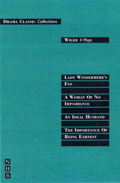 Wilde: Four Plays-9781854595898