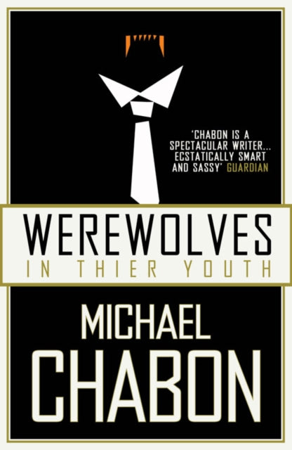 Werewolves in Their Youth-9781857029857