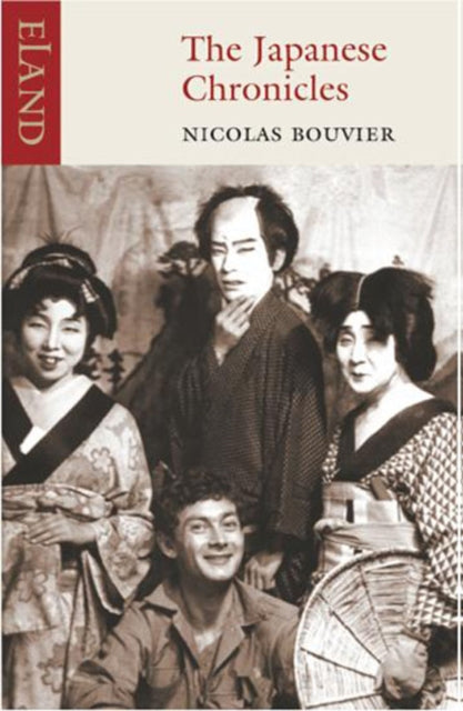 The Japanese Chronicles-9781906011048