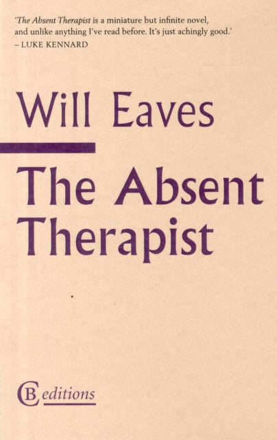 Absent Therapist-9781909585003