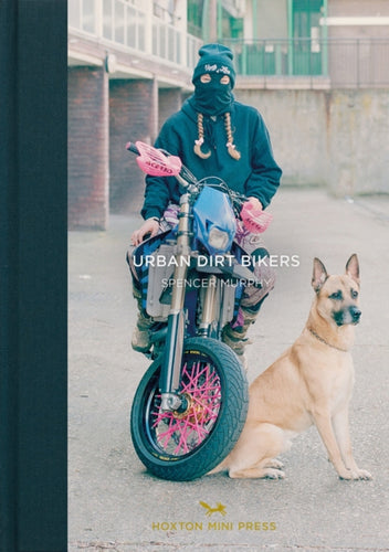 Urban Dirt Bikers-9781910566213