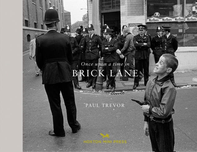 Once Upon A Time In Brick Lane-9781910566503