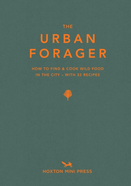The Urban Forager-9781910566695