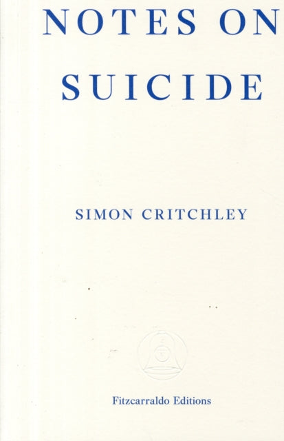 Notes on Suicide-9781910695067