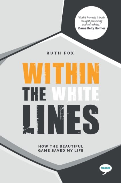 Within the White Lines : How the Beautiful Game Saved my Life-9781912478606