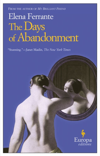 The Days Of Abandonment-9781933372006