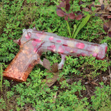 Life Sized Copper Rose Resin Beretta