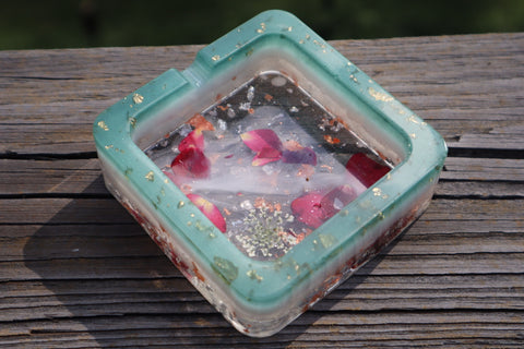 Rosey Breeze Ashtray
