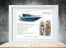 Load image into Gallery viewer, Draft Illustration Framed Prints