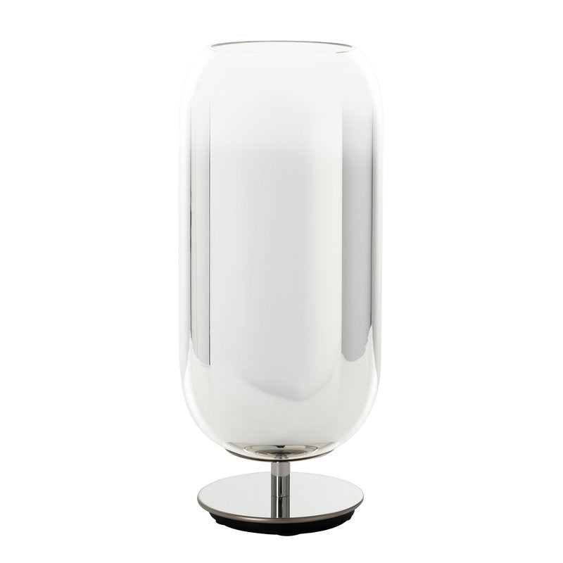 Gople Mini Table Lamp Silver