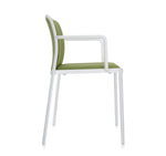 Load image into Gallery viewer, Audrey Soft Armchair White - Sage (Set of 2)