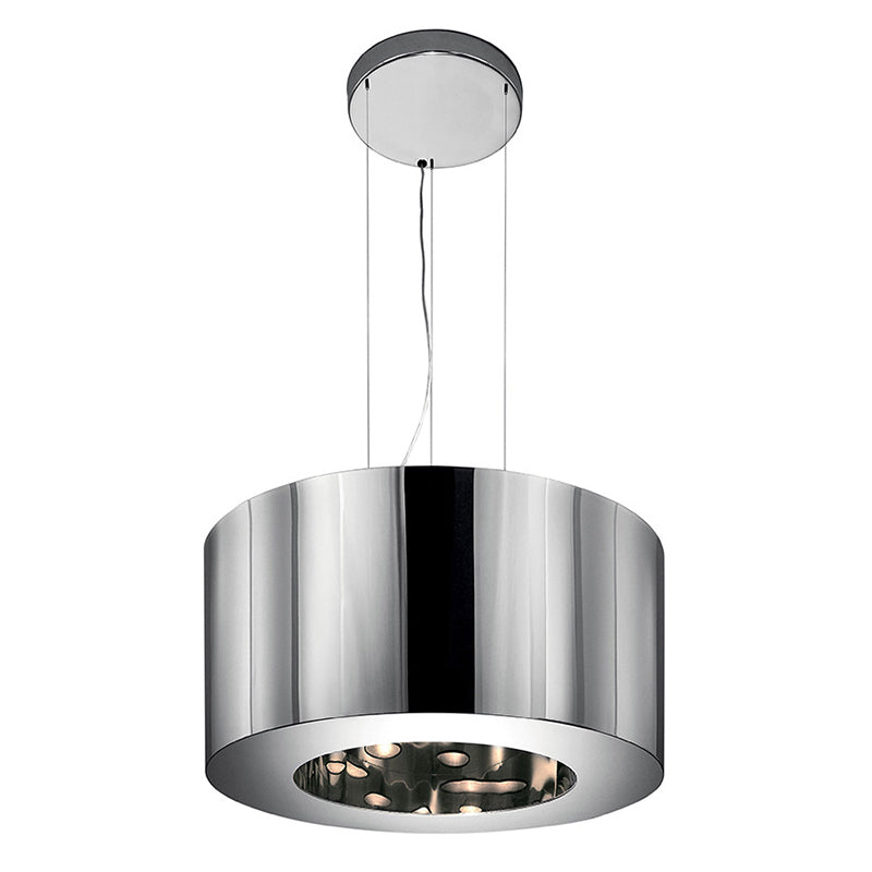 TIAN XIA MET. SUSPENSION LAMP ALOGENA R7S*