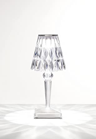 Battery Table lamp Crystal