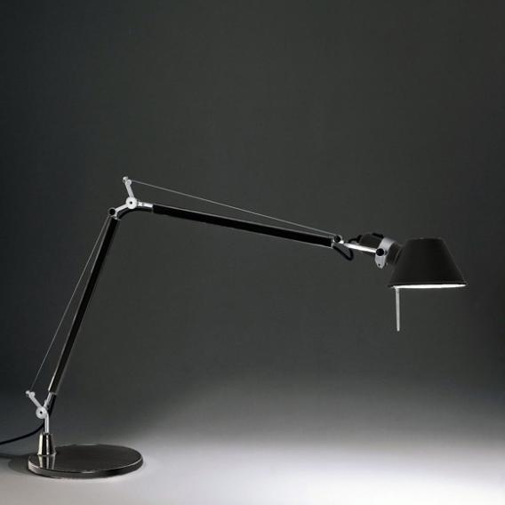 Tolomeo Table Lamp Black
