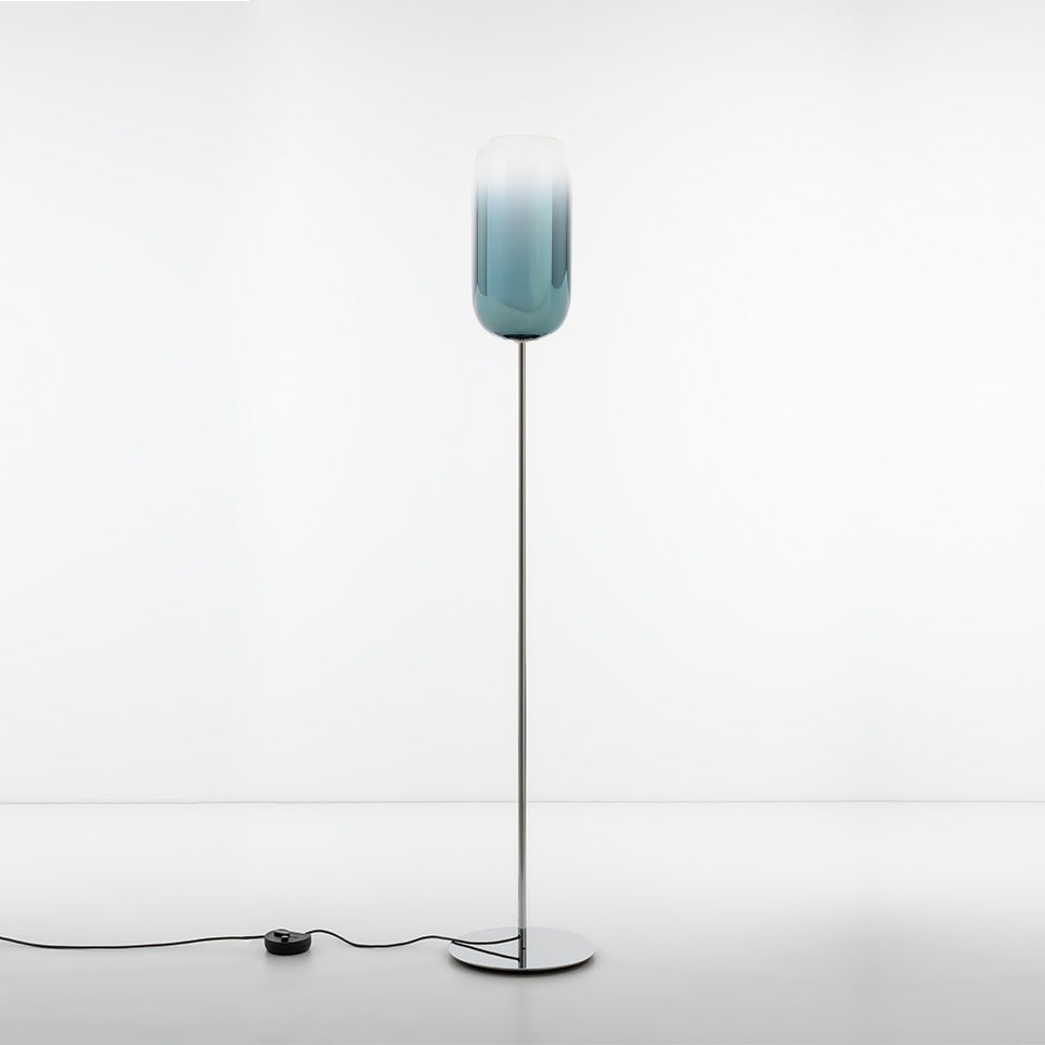 Gople Floor Lamp Blue