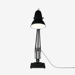 Load image into Gallery viewer, Giant 1227 Floor Jet Black with 100w Spot Halogen and Dimmer
