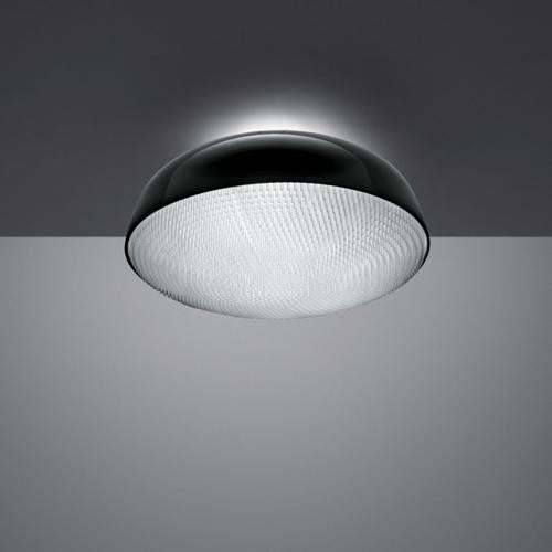 SPILLI Ceiling Light  Black SOFFITTO FLUO NRO