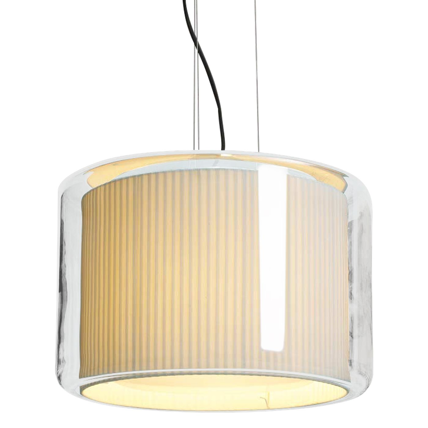 Mercer 44 Round Suspension Lamp