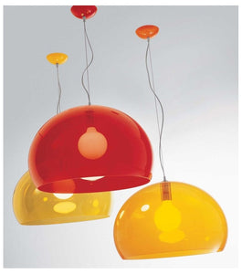 FLY Small Pendant Light - Yellow