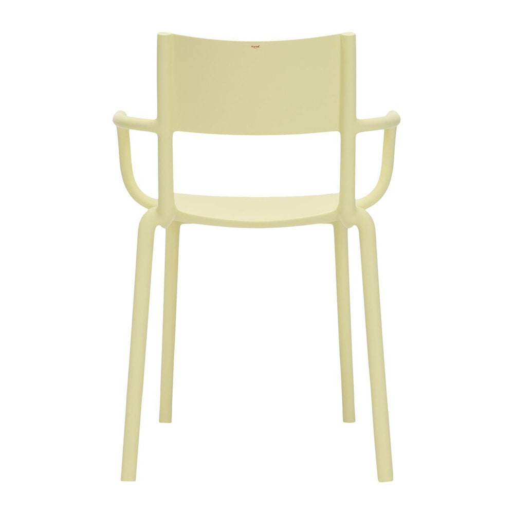 Generic A Chair - Yellow (Set of 2)
