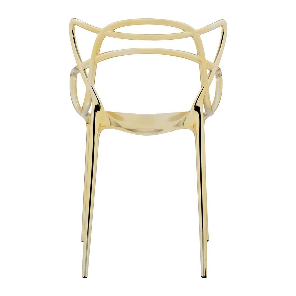 Master Chairs - Gold (Set of 2)