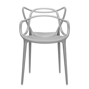 Master Chairs - Grey (Set of 2)