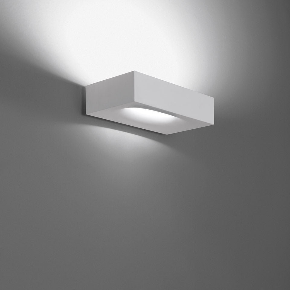 Melete LED Wall Lamp White 2700K