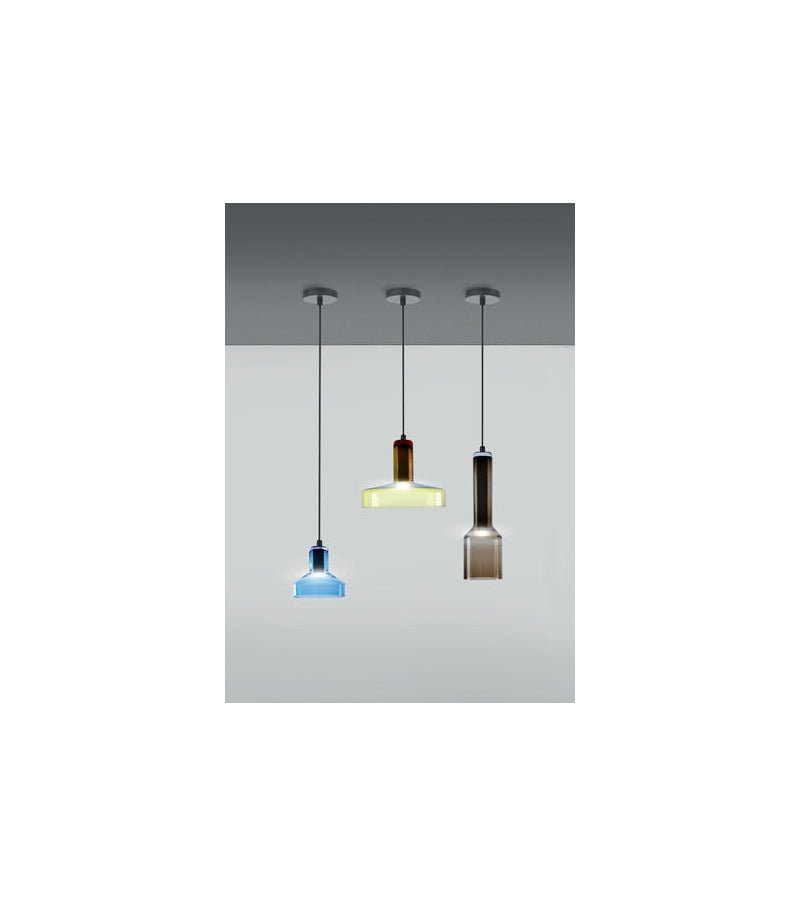 Stablight C Suspension Lamp Green/Amber