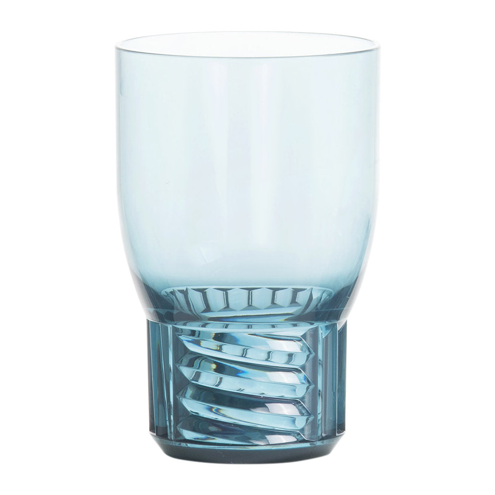 Trama Drink Light Blue - Water Glass (Set of 4)