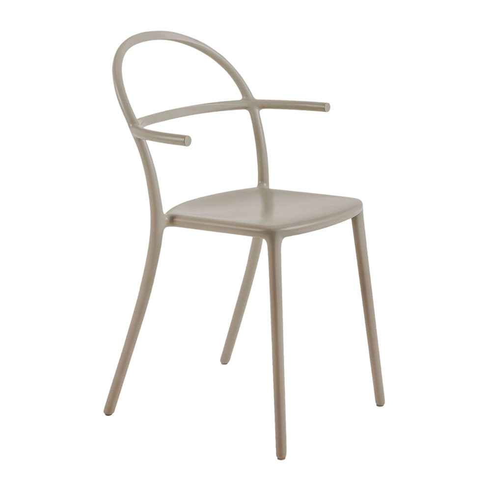 Generic C Chair - Tortora (Set of 2)