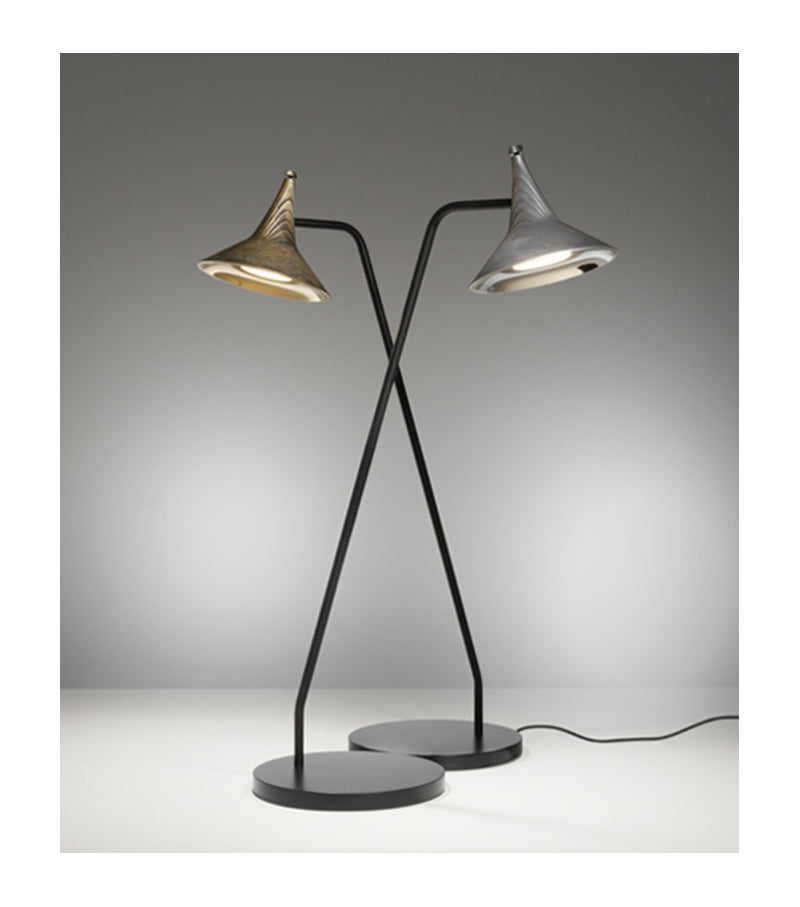 Unterlinden Table Lamp Brass