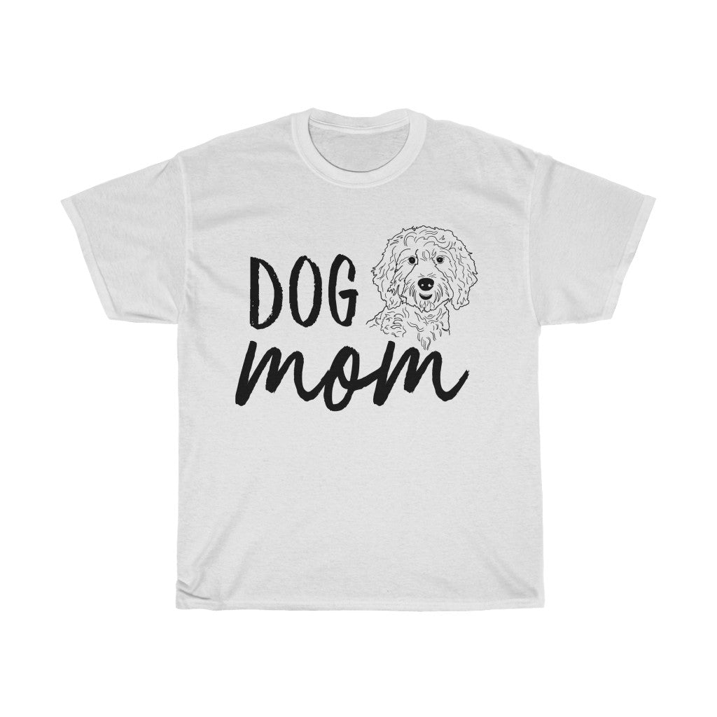 Cockapoo Dog Mom T-shirt