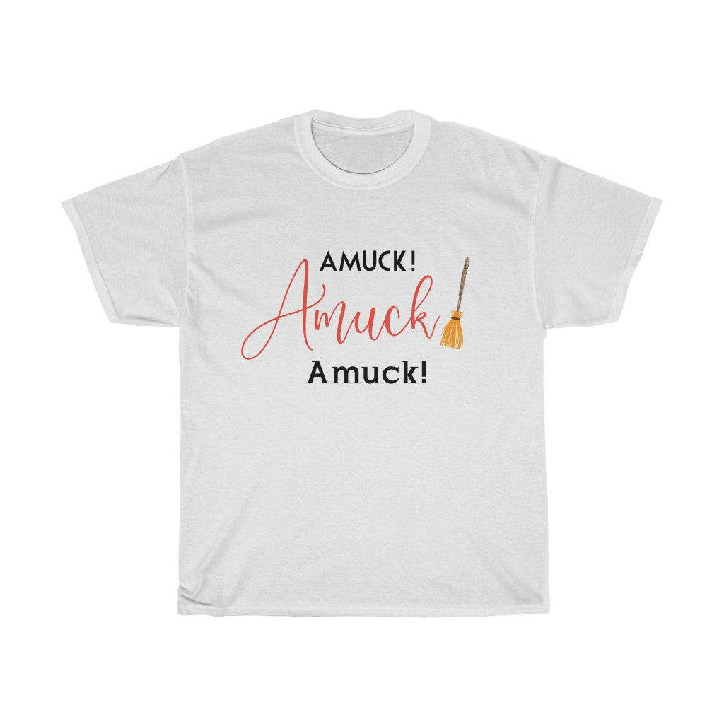 Amuck! T-shirt (Color)