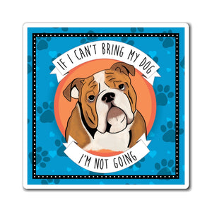 English Bulldog Magnet