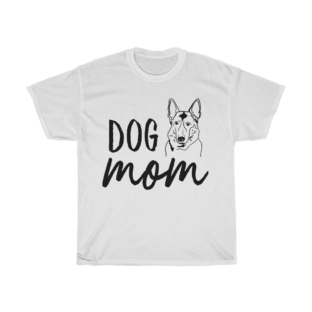 German Shepherd Dog Mom T-shirt