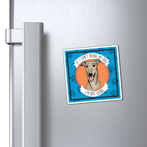 Greyhound Magnet
