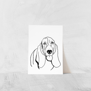 Prints- Must Love Dogs
