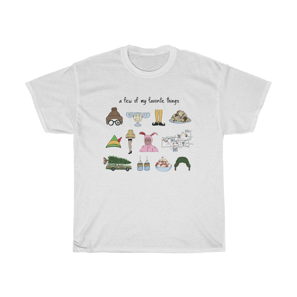 Favorite Things T-shirt