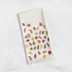 Tea Towel- Autumn Days