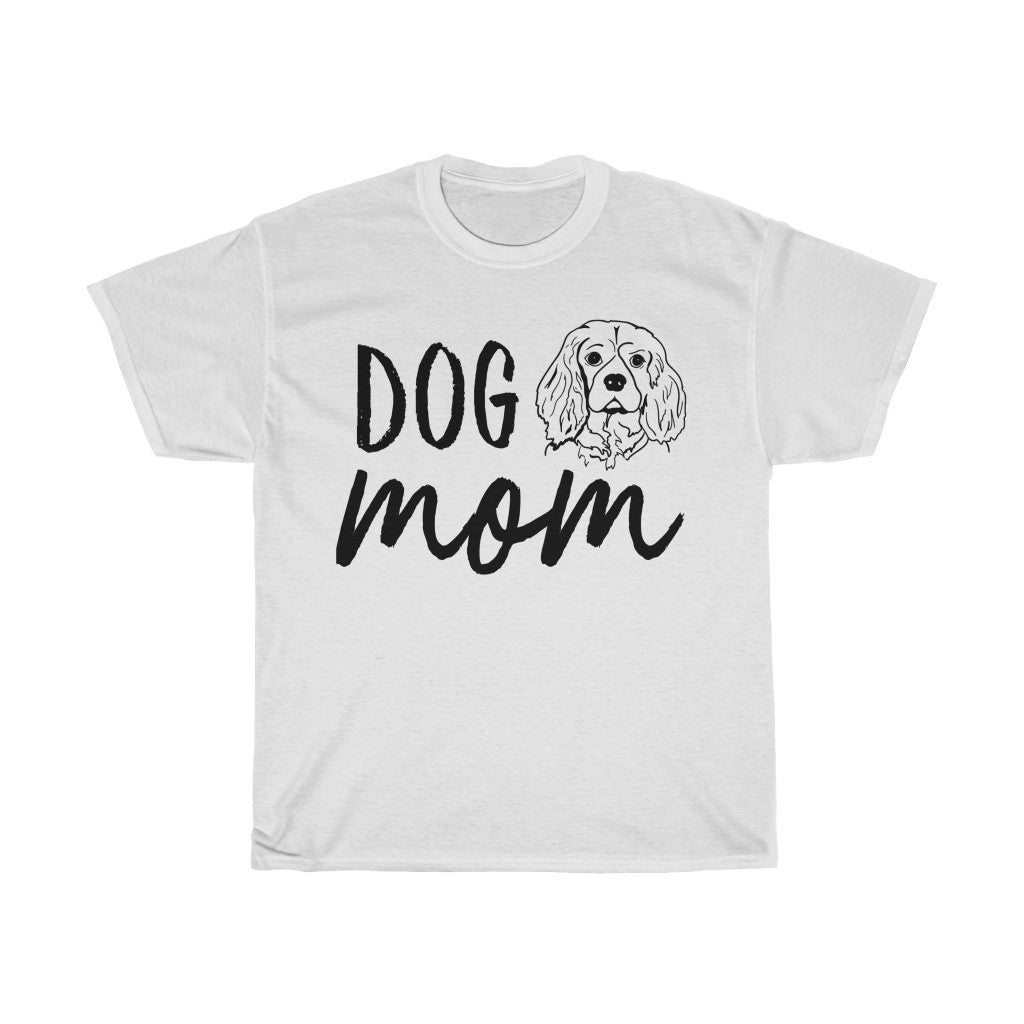 Cocker Spaniel Dog Mom T-shirt
