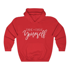 Trick or Treat Yourself Hoodie