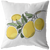 Lemon Pillow Case