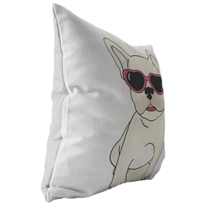 Frenchie Pillow Case