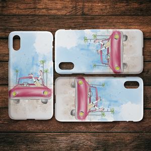 Car iPhone Case